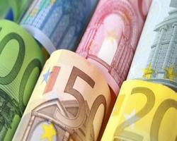 billetes dinero en euros