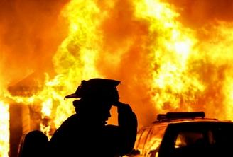incendio de la vivienda