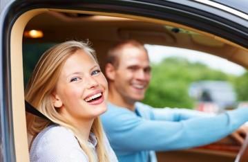 pasajeros de coche
