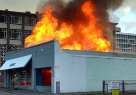 seguro contra incendios
