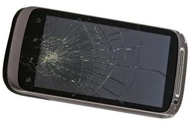smartphone roto