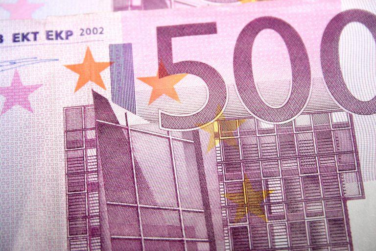 quinientos euros billete