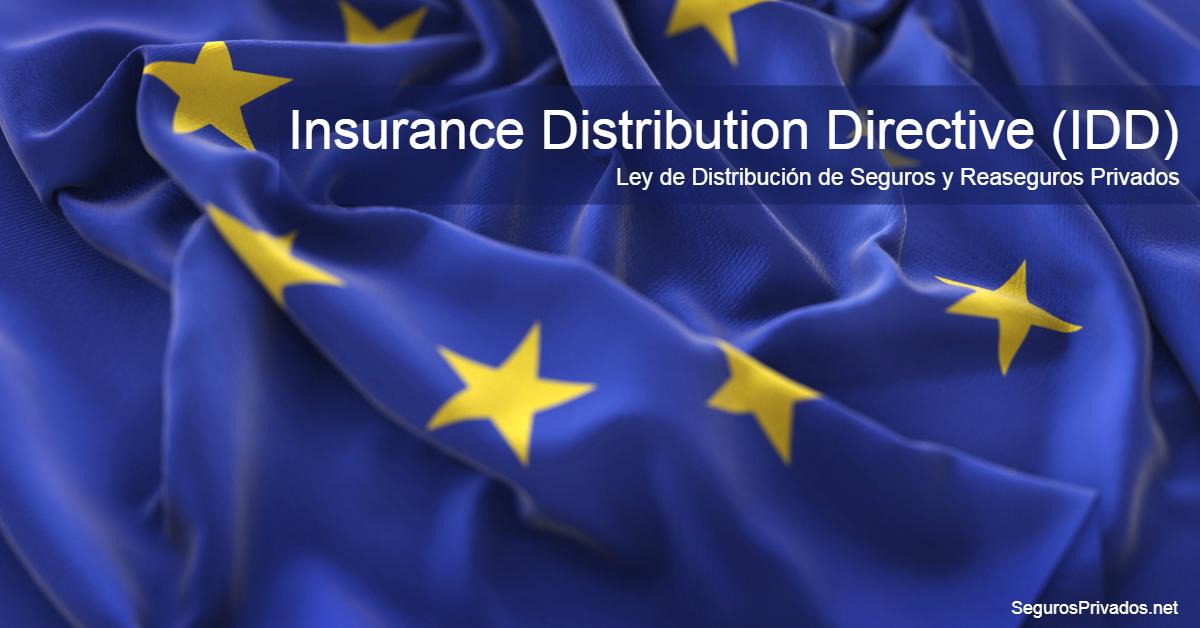 ley distribucion seguros privados